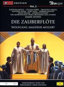 Focus DVD-Edition 400 Jahre Oper II: Mozart, Die Zauberflöte, DVD