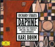 Richard Strauss (1864-1949): Daphne, 2 CDs