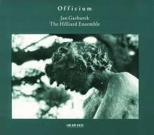 Hilliard Ensemble & Jan Garbarek - Officium, CD