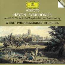 Joseph Haydn (1732-1809): Symphonien Nr.88,92,94, CD