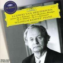 Ludwig van Beethoven (1770-1827): Klaviersonaten Nr.8,14,21,23, CD