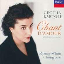 Cecilia Bartoli - Chant d'Amour, CD