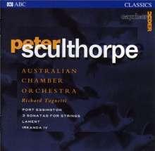 Peter Sculthorpe (1929-2014): Streichersonaten Nr.1-3, CD