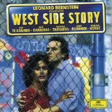 Leonard Bernstein (1918-1990): West Side Story (Ges.-Aufn.), CD