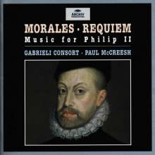 Cristobal de Morales (1500-1553): Missa Pro Defunctis, CD