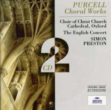Henry Purcell (1659-1695): Te Deum D-dur, 2 CDs