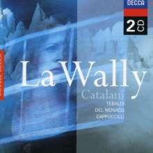Alfredo Catalani (1854-1893): La Wally, 2 CDs