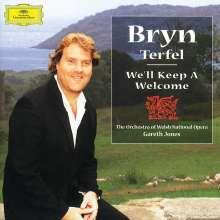"Bryn Terfel - ""We'll keep a Welcome"" (The Welsh Album), CD"