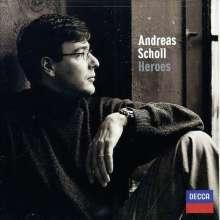 Andreas Scholl - Heroes, CD