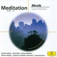 Meditation Vol.2, CD