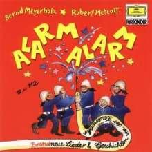 Alarm, Alarm, CD
