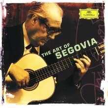 Andres Segovia - The Art of Segovia, 2 CDs