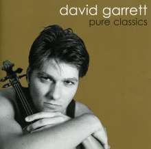 David Garrett - Pure Classics, CD