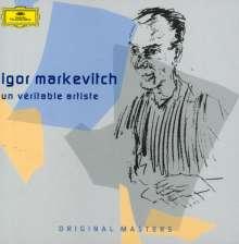 Igor Markevitch - Un Veritable Artiste, 9 CDs