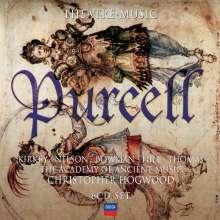 Henry Purcell (1659-1695): Musik für das Theater, 6 CDs