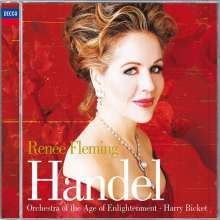 Renee Fleming - Händel Arien, CD