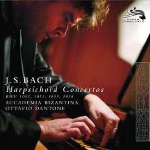 Johann Sebastian Bach (1685-1750): Cembalokonzerte BWV 1052,1053,1055,1056, CD