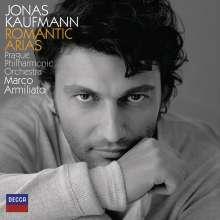 Jonas Kaufmann - Romantic Arias, CD