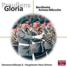 Heeresmusikkorps 6 - Preussens Gloria, CD