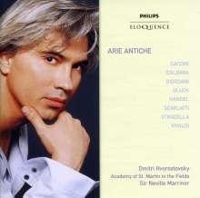 Dmitri Hvorostovsky - Arie Antiche, CD