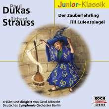 """Gerd Albrecht erklärt """"Till Eulenspiegel"""" & """"Zauberlehrling"""", CD"""