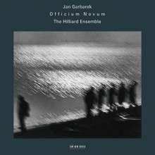 Hilliard Ensemble & Jan Garbarek - Officium Novum, CD