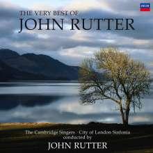 John Rutter (geb. 1945): The Very Best of John Rutter (Geistliche Werke), CD