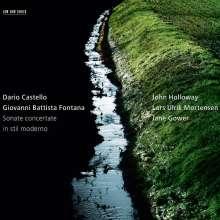 Dario Castello (1600-1658): Sonate concertate in stil moderno, CD
