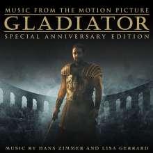 Filmmusik: Gladiator (Special Anniversary Edition), 2 CDs