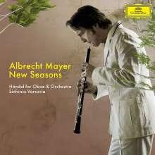 Albrecht Mayer - New Seasons (Händel für Oboe & Orchester), CD