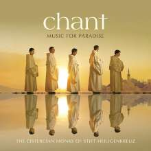 Chant - Music for Paradise (Special-Edit.mit Weihnachts-CD), 2 CDs