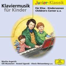 Klaviermusik für Kinder Vol.1, CD