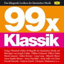 99x Klassik - Das klingende Lexikon der klassischen Musik, 3 CDs