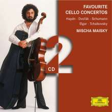 Mischa Maisky - Favourite Cello Concertos, 2 CDs