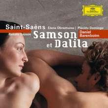 Camille Saint-Saens (1835-1921): Samson & Dalila, 2 CDs