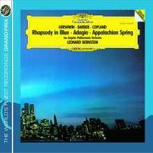 Amerikanische Orchesterwerke, CD