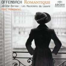 "Jacques Offenbach (1819-1880): Cellokonzert G-Dur ""Concerto militaire"", CD"