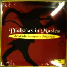 Accardo interpreta Paganini - Diabolus In Musica, 2 LPs