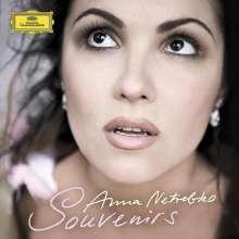 Anna Netrebko - Souvenirs (Limited-Edition mit DVD), 1 CD und 1 DVD
