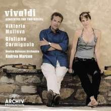 Antonio Vivaldi (1678-1741): Konzerte für 2 Violinen RV 509,511,514,516,523,524, CD