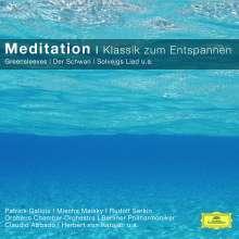 Classical Choice - Meditation (Klassik zum Entspannen), CD