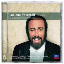 Luciano Pavarotti - Serenata, CD