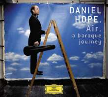 Daniel Hope - Air (A Baroque Journey), CD