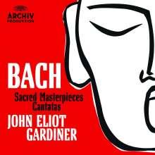 Johann Sebastian Bach (1685-1750): John Eliot Gardiner - Bach Cantatas & Sacred Masterpieces, 22 CDs