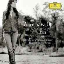 Alice Sara Ott - First Piano Concertos, CD