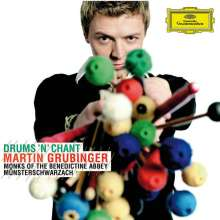 Martin Grubinger - Drums 'n' Chant, CD