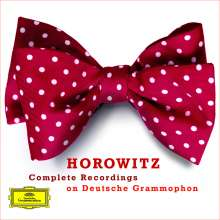 Vladimir Horowitz - Complete Recordings on DGG, 7 CDs