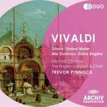 Antonio Vivaldi (1678-1741): Stabat Mater RV 621, 2 CDs
