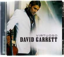 David Garrett (geb. 1980): Virtuoso, CD