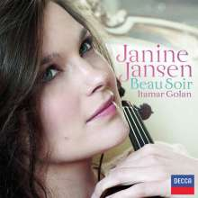 Janine Jansen - Beau Soir, CD